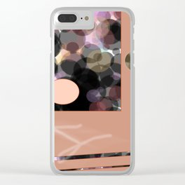NameIsNotYou Clear iPhone Case