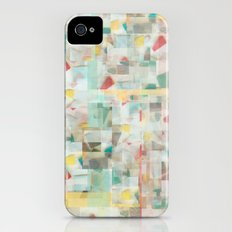 Mosaic Slim Case iPhone (4, 4s)