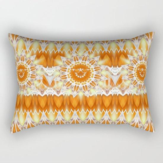Sunshine Happiness Rectangular Pillow