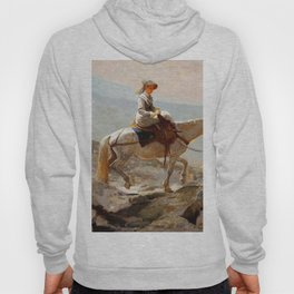 The Bridle Path, White Mountains - Digital Remastered Edition Hoody