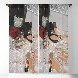 Girls time Blackout Curtain
