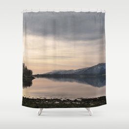 Loch Linnhe Shower Curtain
