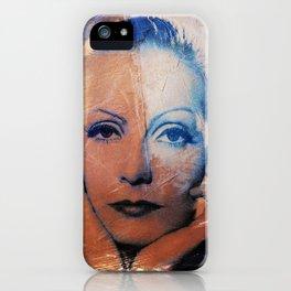 Divas - Greta iPhone Case