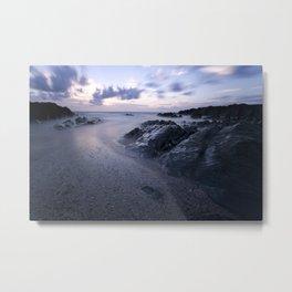 High Tide Metal Print