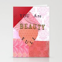valentines Stationery Cards featuring Valentines by Patty Haberman