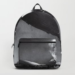 Hindenburg Disaster Photo Backpack