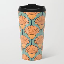 Deco Shells Travel Mug