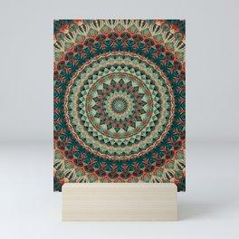 Mandala 585 Mini Art Print