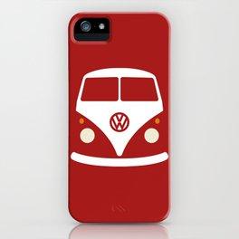 Volkswagen Split Bus iPhone Case
