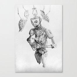 Automa III Canvas Print