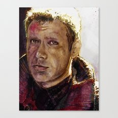 Deckard Canvas Print
