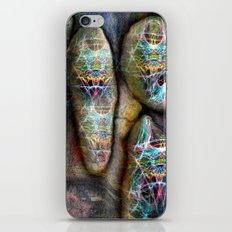 Da Stones iPhone & iPod Skin
