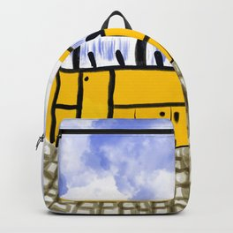 Group tour bus Backpack