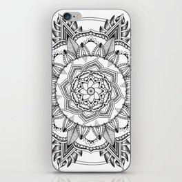 Mandala No. 3 iPhone Skin