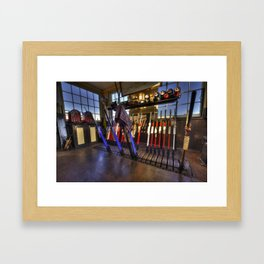 Williton Box  Framed Art Print