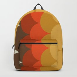 What It Is - abstract art minimal 70s style retro throwback decor 1970s Backpack