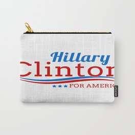 Hillary Clinton for America Carry-All Pouch