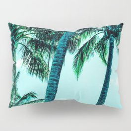 Tropical blues Pillow Sham