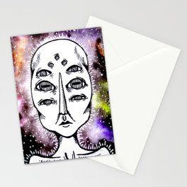 Evolving  Stationery Cards