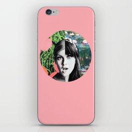Self Collage iPhone Skin