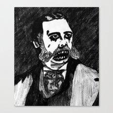 21. Zombie Chester A. Arthur  Canvas Print