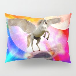 space unicorn. Pillow Sham