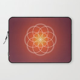 Seed of Life Laptop Sleeve