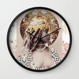 Proud Woman Wall Clock
