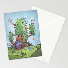 Ode to Finn and Jake Stationery Cards