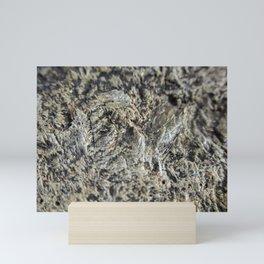 Scarred River Granite Mini Art Print