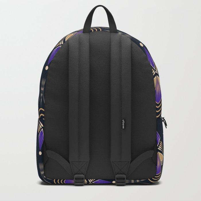 "Art Deco 33. ""Sophia"" Backpack"