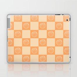 Tangerine Pattern Laptop & iPad Skin
