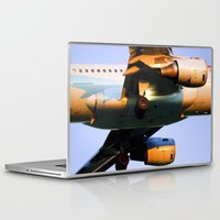plane Laptop & iPad Skins featuring Plane by Luc Girouard