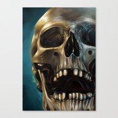Skull 4 Canvas Print