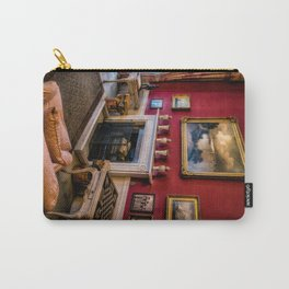 Victorian Style Carry-All Pouch