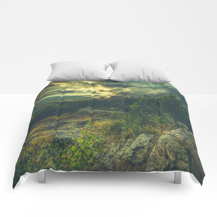 Road to oblivion Comforters