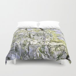 Ice Duvet Cover