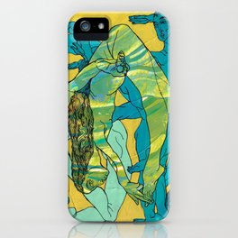 Woman iPhone Case