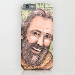 Wonderful Words: Jim Henson iPhone Case