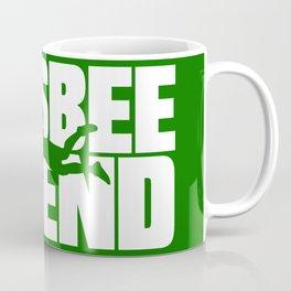 Frisbee Legend Coffee Mug