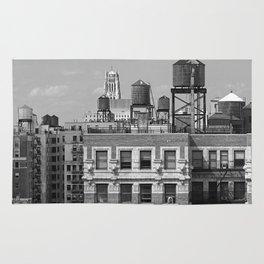 New York City Rooftops Rug