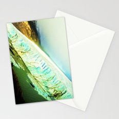In the southern glacier. Stationery Cards