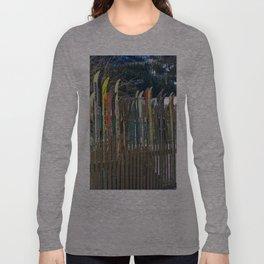 Colorado Ski Fence Long Sleeve T-shirt