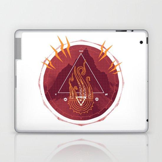 Mountain of Madness Laptop & iPad Skin