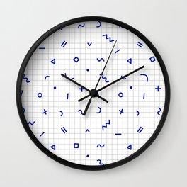 'MEMPHISLOVE' 61 Wall Clock