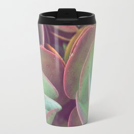 Jade + Pink Travel Mug