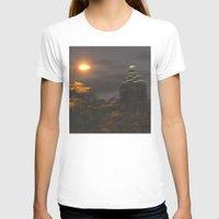 atlanta T-shirts featuring Atlanta Underwater by Freda Gay Collections