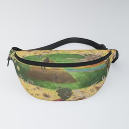 The piper at the gates of dawn. Fanny Pack