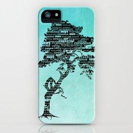Bodhi Tree iPhone Case