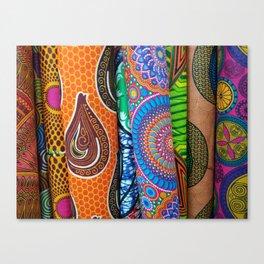 Bolt-Coloring Canvas Print